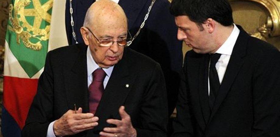 Napolitano:  se vince il NO, addio riforme