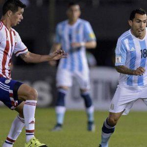 Argentina e Juve: simbolica staffetta tra Tevez e Dybala