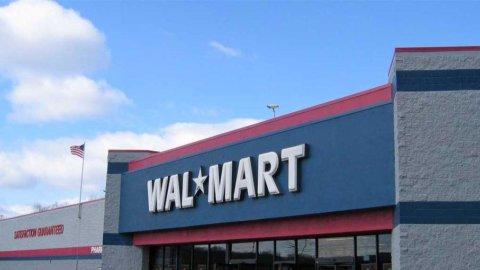 Walmart shock e il rialzo dei tassi Usa si allontana di nuovo