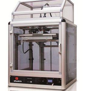 Arriva la prima stampante 3D di Olivetti