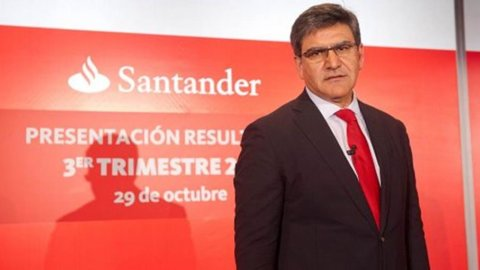 Banco Santander verso chiusura di 450 agenzie