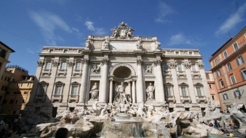 Roma, riapre la Fontana di Trevi