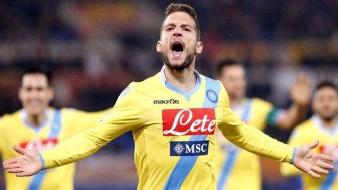 Inter su Mertens, Juve su Oscar e Gundogan, Milan su Witsel e Vazquez: è già calciomercato