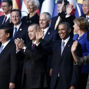 G20, Brexit allarma economia globale
