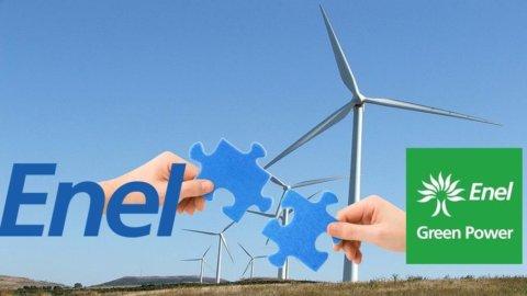 Enel-Enel Green Power: via libera all'integrazione