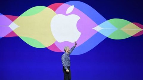 Borsa, Apple oltre 800 mld e punta a mille