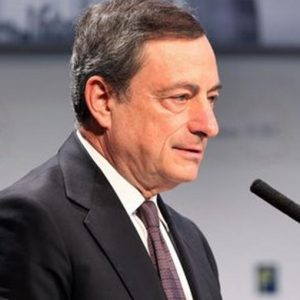 "Bce, Draghi: ""Siamo in acque inesplorate…"". E guarda a Berlino"