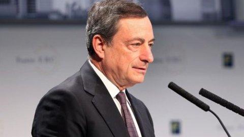 """Anche Draghi avverte Trump: """"Protezionismo grave rischio per la crescita"""""""
