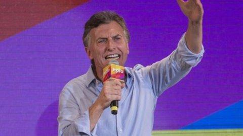 "Macri all'Italia: ""L'Argentina ha bisogno di 7mila ingegneri"""