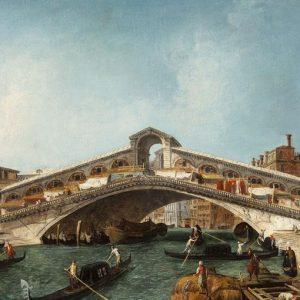 A Brescia lo splendore di Venezia: Canaletto, Bellotto, Guardi e i vedutisti dell'Ottocento