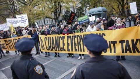 Parigi: vertice Onu sul clima nella guerriglia