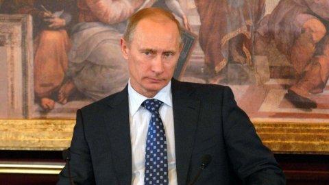 Putin dà la carica al petrolio e ai mercati