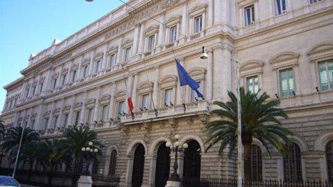 Bankitalia: sofferenze tornano a crescere