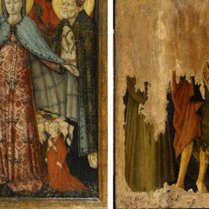 MILANO. il Museo Diocesano ospita la Madonna della Misericordia di Antonio da Fabriano