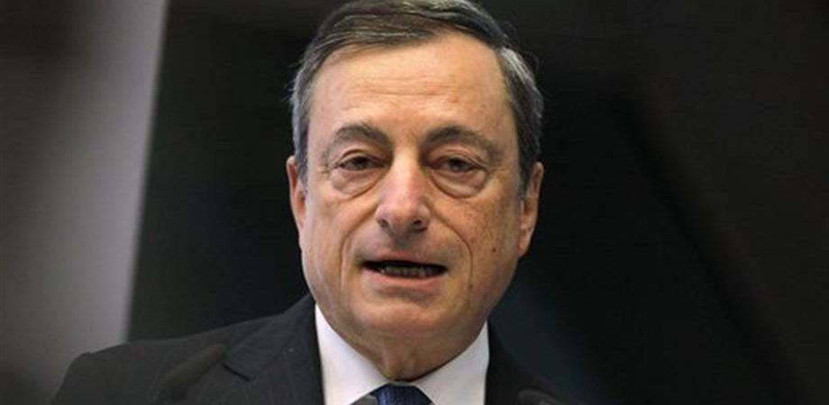 """Draghi: """"Non spetta alla Bce regolare il bitcoin"""""""