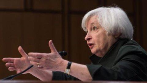Yellen più possibilista sul rialzo dei tassi dà sprint alle Borse