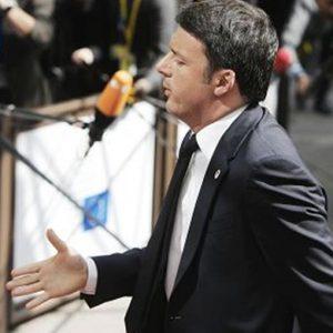 Renzi all'attacco su migranti e austerità: no alla Ue a guida tedesca
