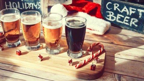 """Natale e Capodanno: per il brindisi va di moda la """"Birra di Natale"""""""