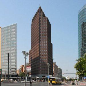 Berlino: Potsdamer Platz venduta al fondo Usa Brookfield
