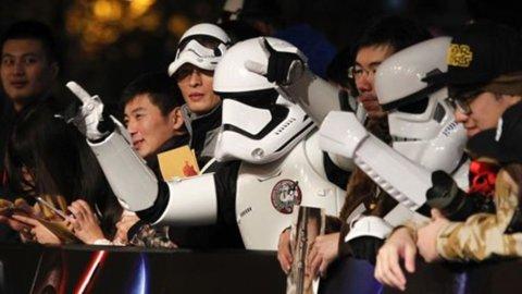 Star Wars spinge alle stelle l'utile Walt Disney