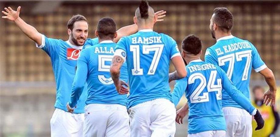 Il Napoli consolida il secondo posto ma la Roma non molla