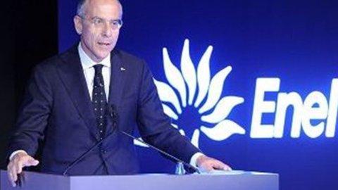 Enel: nuova linea di credito per 1 mld di dollari dalla Cina