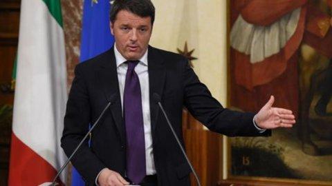 "Libia, Renzi: ""Con me niente guerra"""