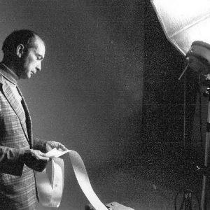 Milano/Sotheby's: audiotape di 30 minuti e 1978 Riserva di caccia a cura di Bruno Corà.