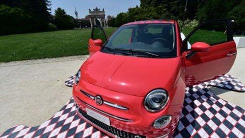 Auto record in Europa, Fca quasi raddoppia