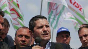 Marco Bentivogli, segretario della FIM Cisl