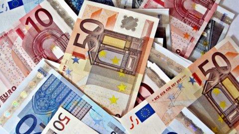 Istat rivede il Pil all'1%, ma l'Europa è ancora lontana