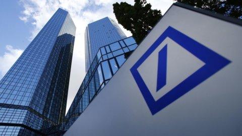 Deutsche Bank: vicino l'accordo coi sindacati, ma non con gli Usa