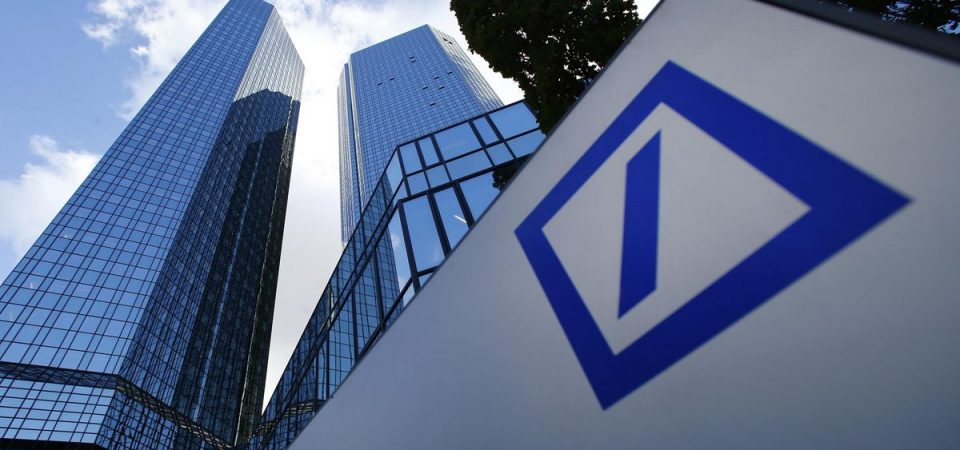 Riciclaggio: a Deutsche Bank 600 mln di multe