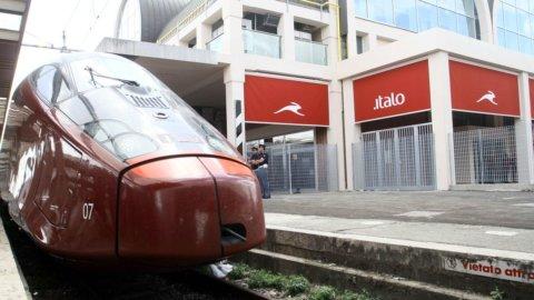 Italo, dal 1° marzo Alta velocità anche a Brescia