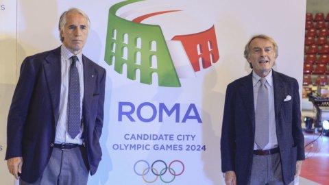 Roma 2024, il dossier: l'evento vale 177mila posti di lavoro