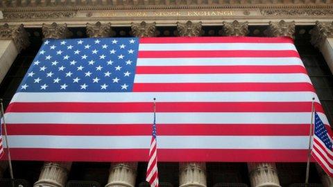 Borsa, Wall Street e le banche spingono su Piazza Affari