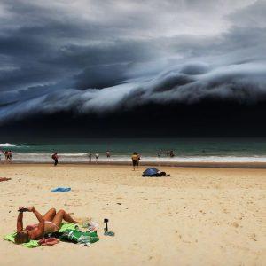 La tempesta di nuvole premiata al World Press Photo 2016
