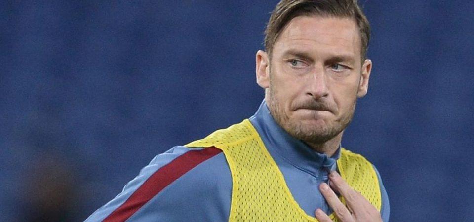 """Referendum, Totti dice stop: """"Basta usare la mia immagine"""""""
