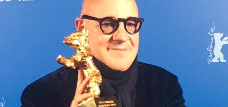 Cinema, Rosi vince l'Orso d'Oro a Berlino