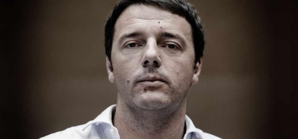 """Renzi su Tempa Rossa: """"Se è reato sbloccare opere io l'ho commesso"""""""