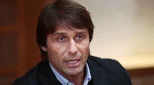 L'allenatore Antonio Conte