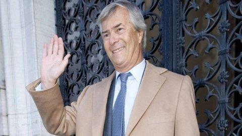 Vivendi, Bollorè sale al 20%: presto l'accordo con Mediaset