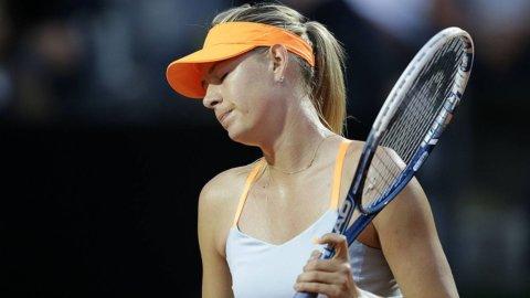 Doping: Nike scarica Maria Sharapova
