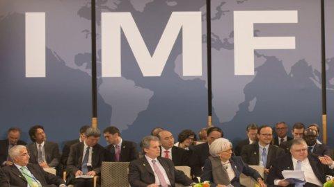 Fmi: l'Italia mina la crescita mondiale