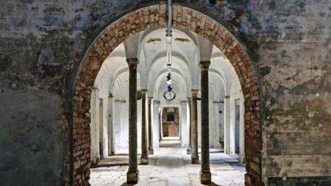 Milano, dopo 50 anni riapre la cripta della Chiesa del Santo Sepolcro