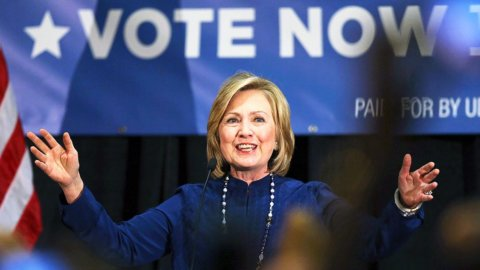 Primarie Usa, oggi tocca al Wisconsin: Hillary, attenta a Sanders