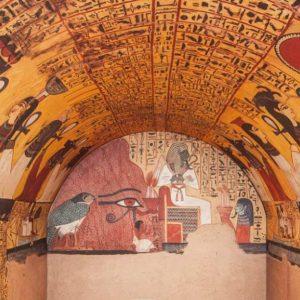 Padova: ricostruita la celebre tomba di Pashedu