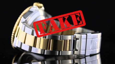 Contraffazione: il mercato online vale quanto una finanziaria