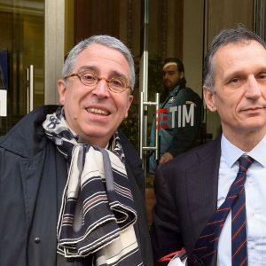 Telecom Italia: Recchi presidente pro tempore