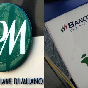 Bpm-Banco Pop: scattano i realizzi